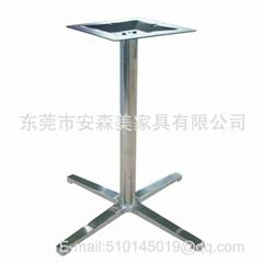 H121# 四爪鋁合金桌腳