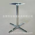 H121# 四爪鋁合金桌腳 2