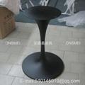 H018# 白色烤漆金屬桌腳 2