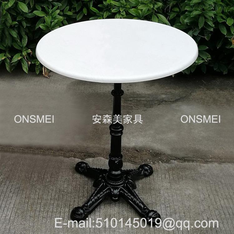 T528# 大理石圓桌 2