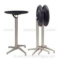 BT12H# Foldable bar table 1