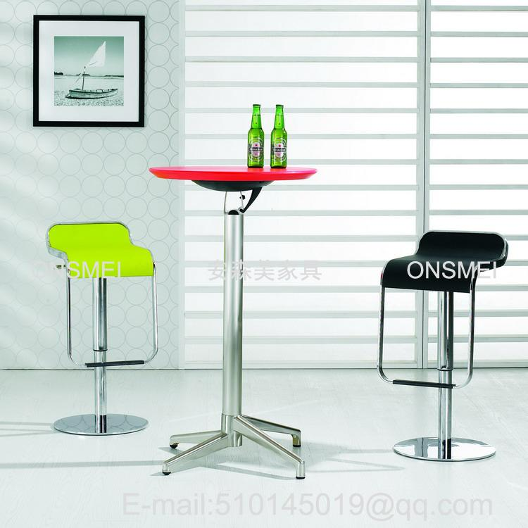 BT12H# Foldable bar table 4