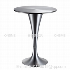 BT60# Stainless steel bar table