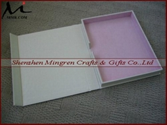 Leather/Wood/Paper Photo and Picture Box