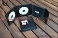 Wedding Leather Fabric CD DVD USB Case Packaging Box 5