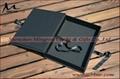 wedding Leather Linen Photo Album Storage Packaging Box 4