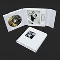 Wedding Leather Fabric Linen DVD CD USB