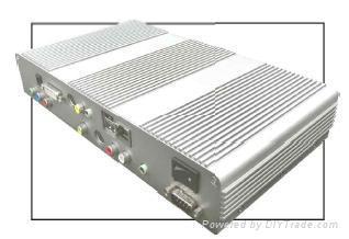 高清带视频输入多媒体播放系统LX-N6G 1