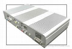 高清带视频输入多媒体播放系统LX-N6G