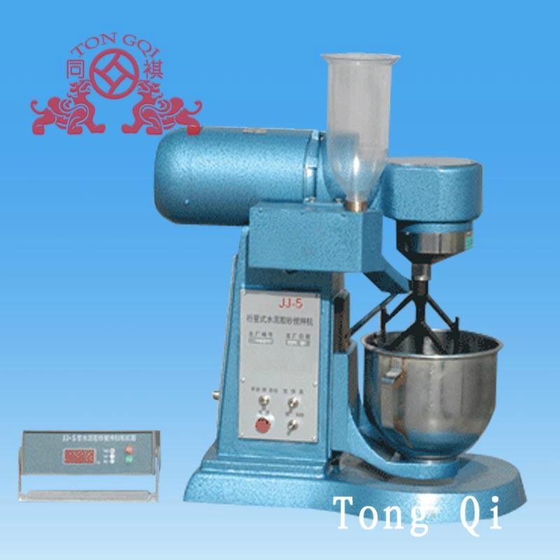 JJ-5水泥胶砂搅拌机 1