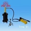 SY -2 Concrete mixture pressure weepage testing machine 1
