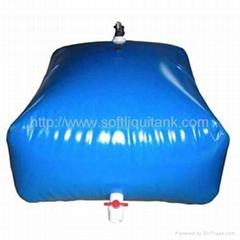 folding fire fighting PVC water tank