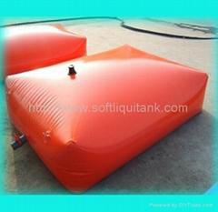 collapsible PVC rainwater tank