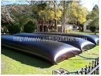 pillow plastic rainwater tank