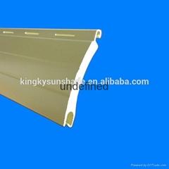 42mm aluminium foam rolling shutter