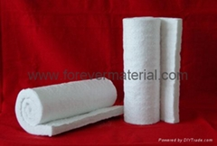 aluminosilicate swinging fibre blanket
