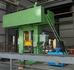 Hydraulic Press Brick Machine