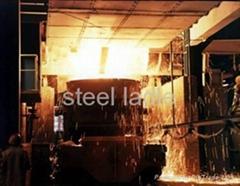 Steel Refining Ladle