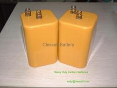 Block Batterie 4R25X 6V/7AH/9AH/15AH