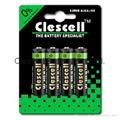 Alkaline Battery LR6 AA SIZE