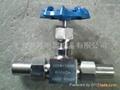 J23W焊接式截止阀