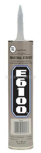 E-6100® 不流平/不下坠胶水及封填剂 4