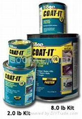 Coat-It ® 環氧密封膠水含Kevlar ®