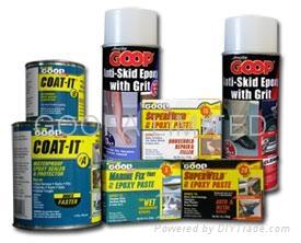 Coat-It ® 环氧密封胶水含Kevlar ®  5