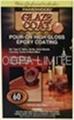 Glaze Coat 晶亮环氧树脂涂料 1