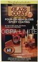 Glaze Coat 晶亮環氧樹脂塗料 (熱門產品 - 1*)