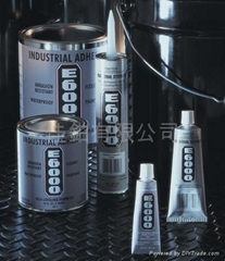E-6000® Self-Leveling Ahesive Sealant (For Industrial Applications)