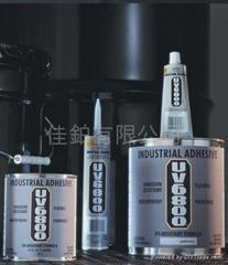UV-6800® 抗紫外光胶黏剂及密封胶