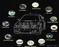 车队维修保护胶黏剂及密封胶 E-6000 系列 3