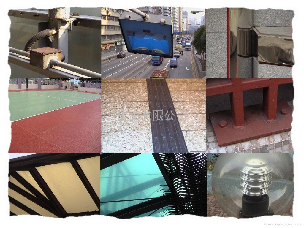 UV-6800® UV Resistant Adhesive & Sealant 2