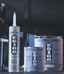 E-6100® Non-slump/ Non-sag Adhesive & Sealant