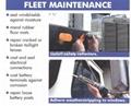 車隊維修保護膠黏劑及密封膠 E-6000 系列 4