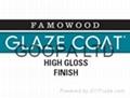 Glaze Coat 晶亮環氧樹脂塗料 8