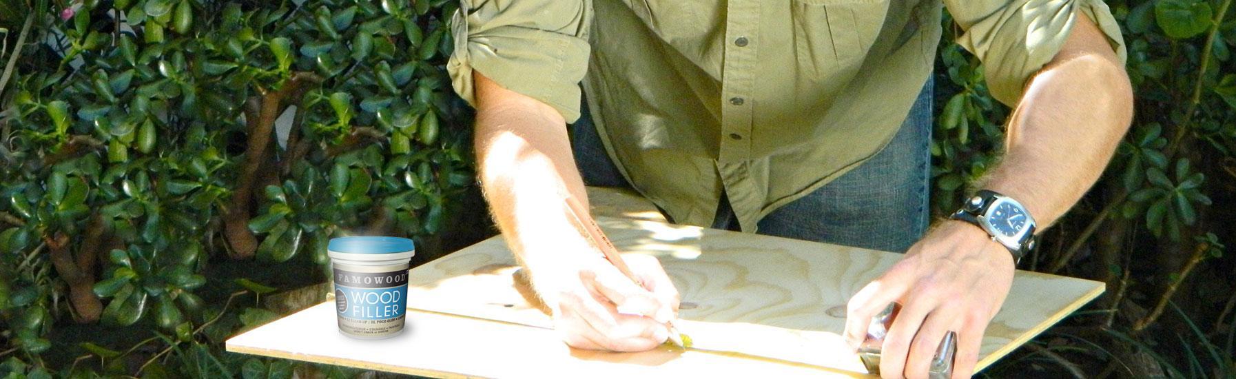 水性木填料 2
