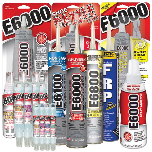 Arts & Crafts Projects Adhesive E6000 (110ml) 1