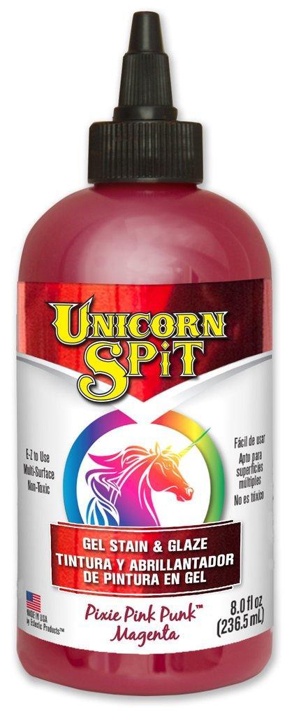 UNICORN SPiT顏料、凝膠染色、彩釉 3合1 1