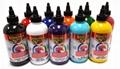 UNICORN SPiT顏料、凝膠染色、彩釉 3合1 6