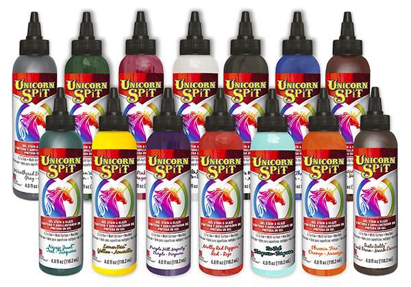 UNICORN SPiT顏料、凝膠染色、彩釉 3合1 9
