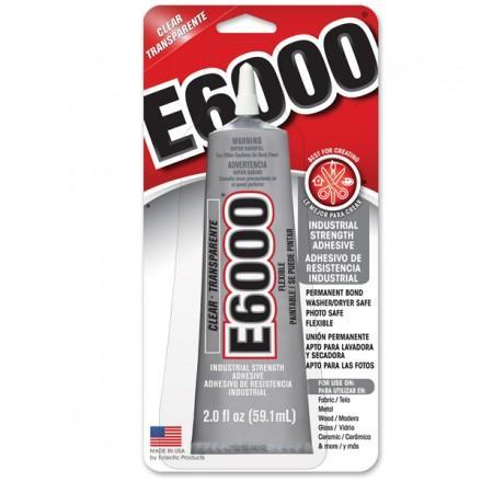 E-6000® 自动流平胶水封填剂 (工业用) 10