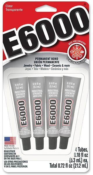 E-6000® 自动流平胶水封填剂 (工业用) 11