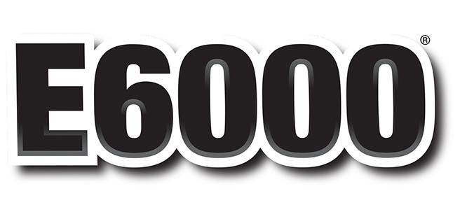 誘導標示膠水 E6000 (305ml) 7