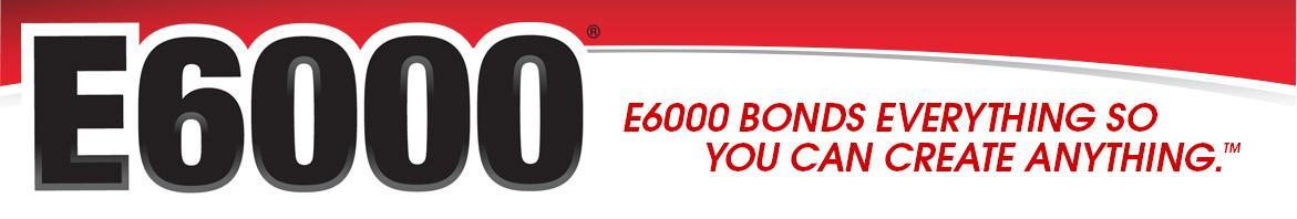 E6000® 迷你透明胶水封涂剂 (0.18fl.oz.) 7
