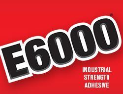 E6000® 迷你透明胶水封涂剂 (0.18fl.oz.) 10