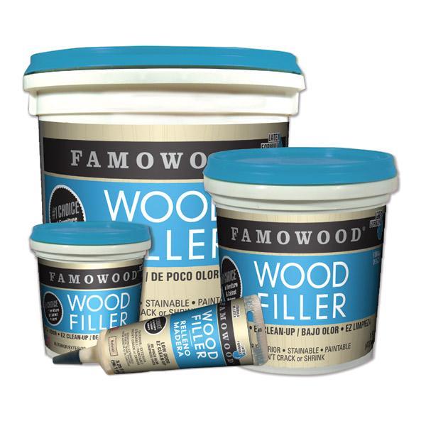Water-base Wood Filler 1