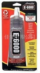 E6000® 多用途胶水挂卡封装