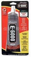 E6000® Multi-Purpose Adhesive Carded